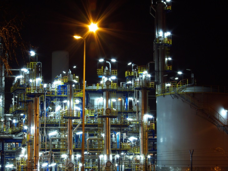 Hazard and Operability Oil Refinery